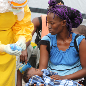 Ebola in Foya Lofa county northern Liberia (Photo Martin Zinggl MSF)